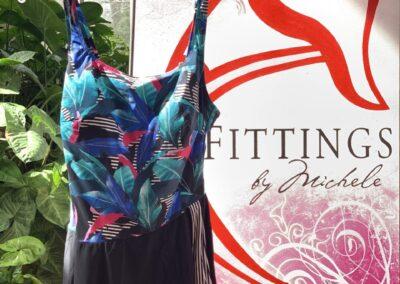 #7 KISTA SWIM DRESS